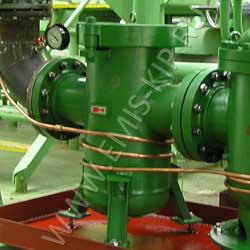 Фильтры жидкости и газа серии ЭМИС-ВЕКТА в эксплуатации