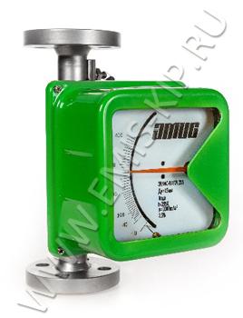 Газовый ротаметр, ротаметр для воды
