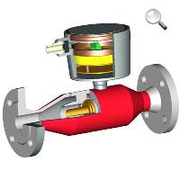 ПЛОТ-3М Проточный плотномер жидкостей