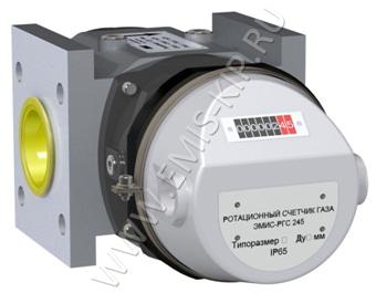 ротационный газовый счетчик